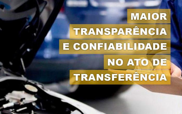 Laudo para Transferência de Veículo
